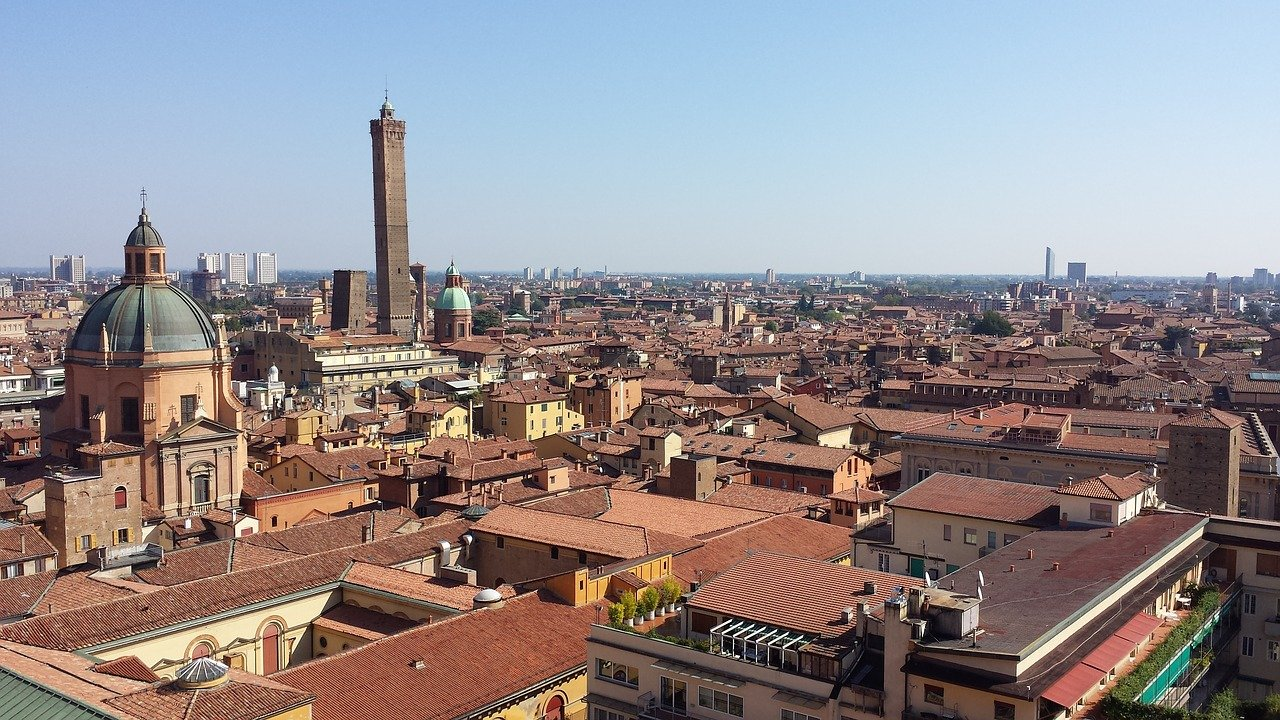 Bologna is one of the cities of the ROCK project